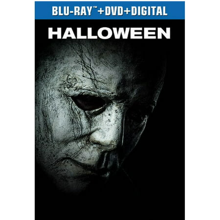Halloween (Blu-ray + DVD + Digital - Movie On Halloween 2017