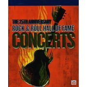 25th Anniversary Rock & Roll Hall Fame Concert   Various (Blu-ray) by