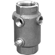 Simmons 601SB Check Valve, 1 in FPT, 400 psi, Silicone Bronze