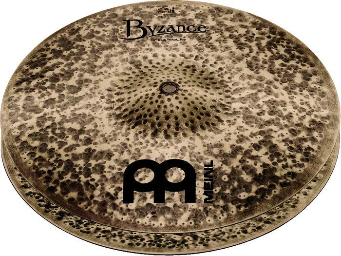 "Meinl Byzance 14"" Dark Hi-Hat Cymbals by Meinl"
