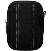 Fujifilm Finepix Neoprene Cushioned Compact Camera Case (Black)