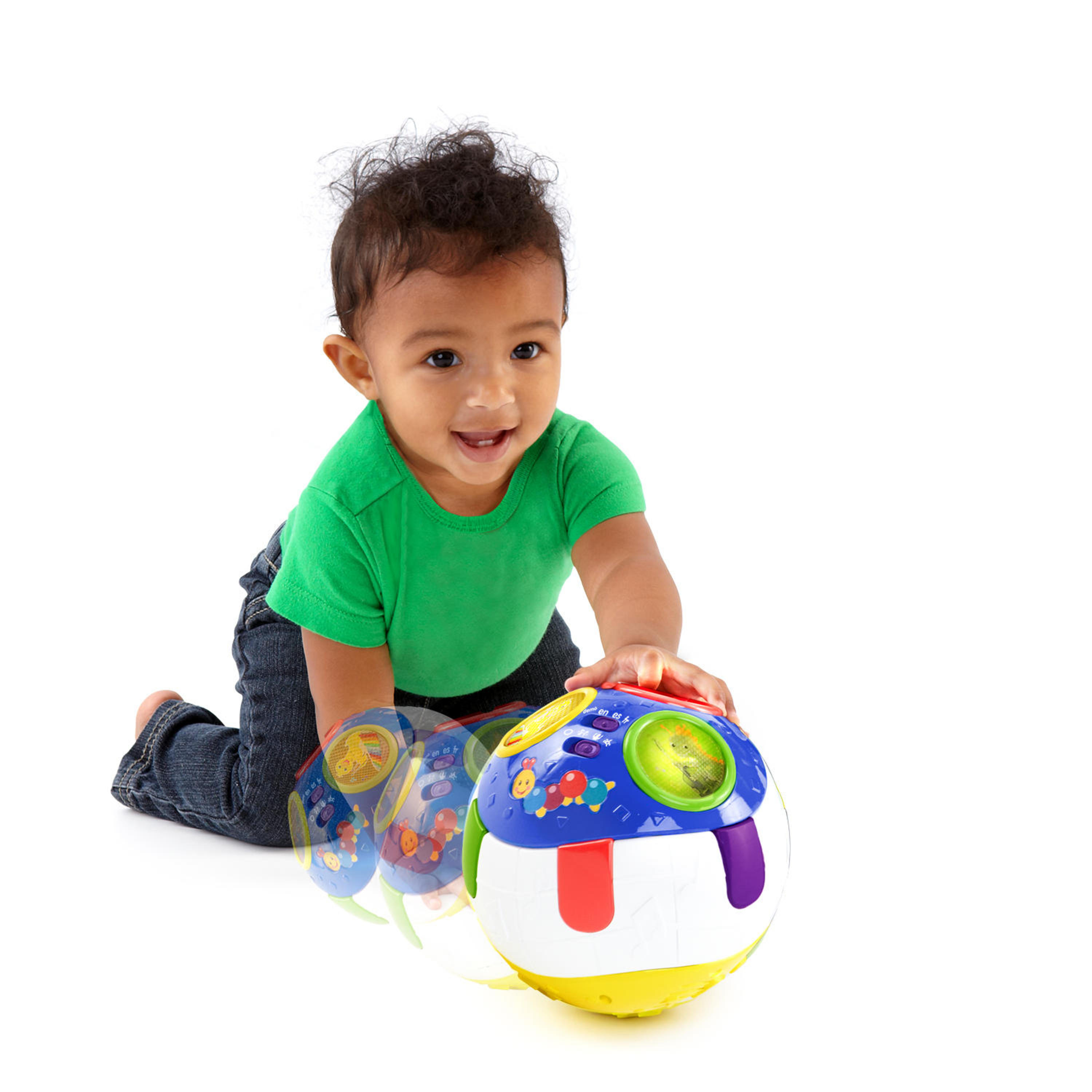 Baby Einstein Roll & Explore Symphony Ball Toy Walmart