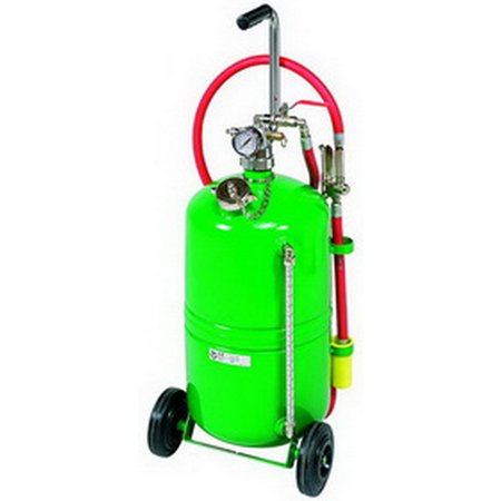 Zee Line 3024 Portable oil dispensing system with 5 gallon tank