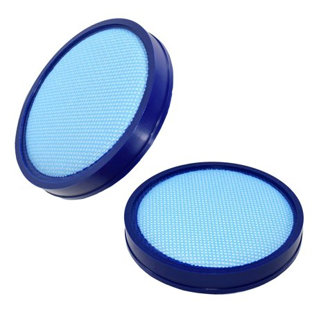 HQRP 2-pack Filter for Hoover UH70820 UH70821 UH70825 UH70829 UH70830 UH70831 UH70832 UH70839 UH71003 UH71009 UH71011 UH71012 UH71215 WindTunnel 2 & Elite Rewind Vacuums + HQRP Coaster