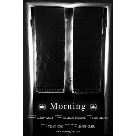 Morning  2010  11X17 Movie Poster