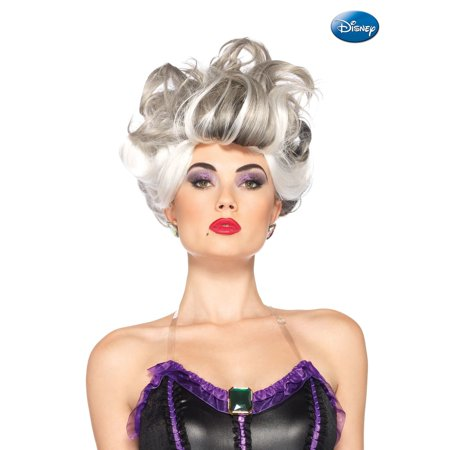 Women's Disney The Little Mermaid Ursula Wig - Ariel Little Mermaid Wig