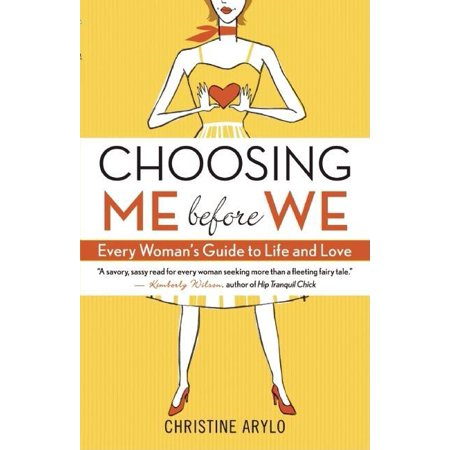 Choosing Me Before We: Every Woman's Guide to Life and Love (Paperback) Full of sass, soul, and the type of empowering wisdom that no woman should live without, Choosing ME before WE is like a heart-to-heart with your closest girlfriend. And best of all, you'll discover that your closest girlfriend is your own truest self, inside you, always ready to offer wise, loving advice about what is best for you. Designed to challenge and guide women to create the relationships they want instead of the ones they often find themselves stuck in, this book is packed with stimulating questions to uncover what's true for you, powerful techniques to change old habits that sabotage your dreams, and real-life experiences shared by the author, her friends, and her clients. Author Christine Arylo, who almost married the wrong guy for all the wrong reasons, speaks to women of all ages, whether they're seeking a relationship, evaluating a less-than-fulfilling one, rebounding from a bad breakup, or working through issues with a partner. Choosing ME before WE teaches women to stop settling, to get real about the kind of partner they're looking for, and to start exploring and creating what they truly want in themselves and their relationships.