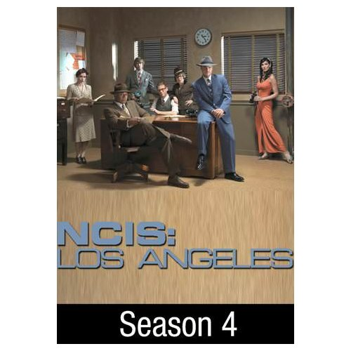 NCIS: Los Angeles: Season 4 (2012)