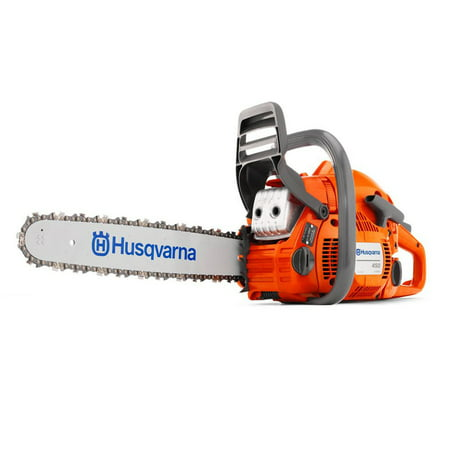 Husqvarna 455 Rancher 20 Inch 50.2cc Gas Powered X Torq Engine 2 Cycle Chainsaw