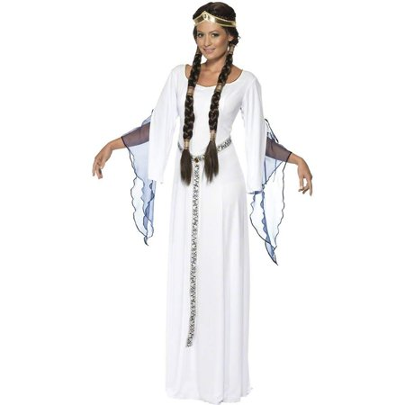 Medieval Maid Renaissance Adult Costume for $<!---->