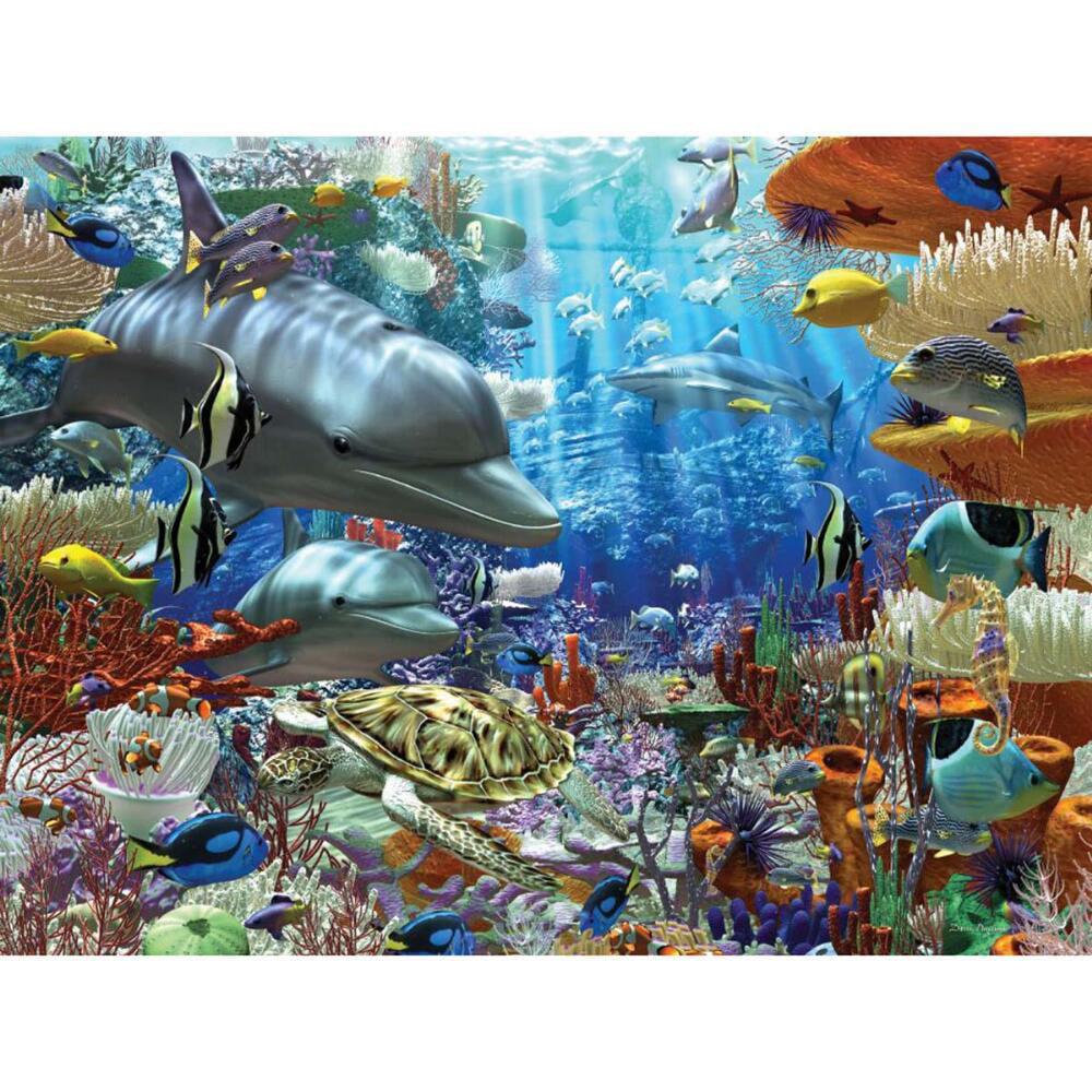 Ravensburger Oceanic Wonders Puzzle, 3000 Pieces by Ravensburger