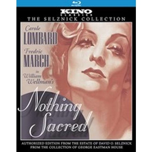 Nothing Sacred (Blu-ray) (Full Frame)