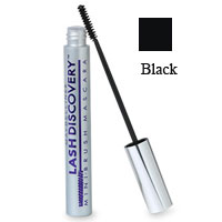 Maybelline Lash Discovery Washable Mascara, Very Black 0.16 Oz  - 6 Ea, 3 Pack
