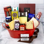 Extravagant Gourmet Tastes of The World - Gift Basket