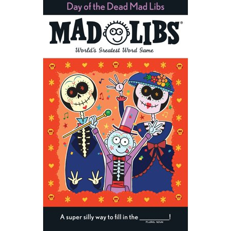 Day of the Dead Mad Libs - Dead Day