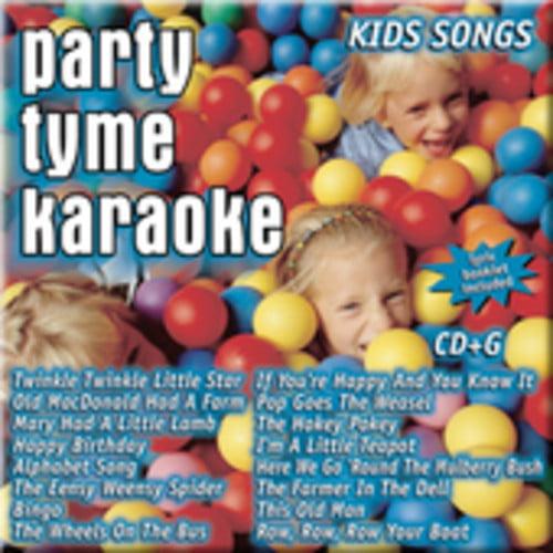Party Tyme Karaoke: Kids Songs by