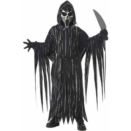 Howling Horror Boys' Child Halloween Costume - Halloween Horror Nights Costume Rules
