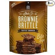 Sheila Gs Toffee Crunch Brownie Brittle, 2.75 Ounce -- 8 per case.