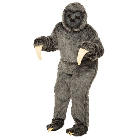 The Adult Sloth Mascot Costume - image 1 of 1