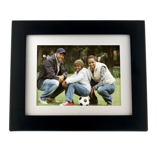 Pandigital PAN8004W01C 8-Inch LCD Digital Picture Frame B...