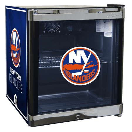 NHL Refrigerated Beverage Center 1.8 cu ft- New York Islanders by