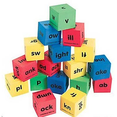 Word Family Dice - Reading