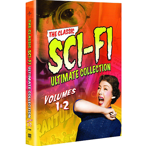 The Classic Sci-Fi Ultimate Collection, Vol. 1 And 2 (Widescreen)