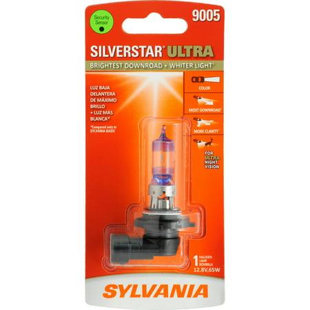 Chevrolet Halogen Bulb - SYLVANIA 9005 SilverStar Ultra High Performance Halogen Headlight Bulb