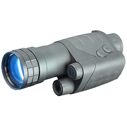 Bering Optics Polaris Gen1 Wide Angle Night Vision Monocular, 2.5 x 40