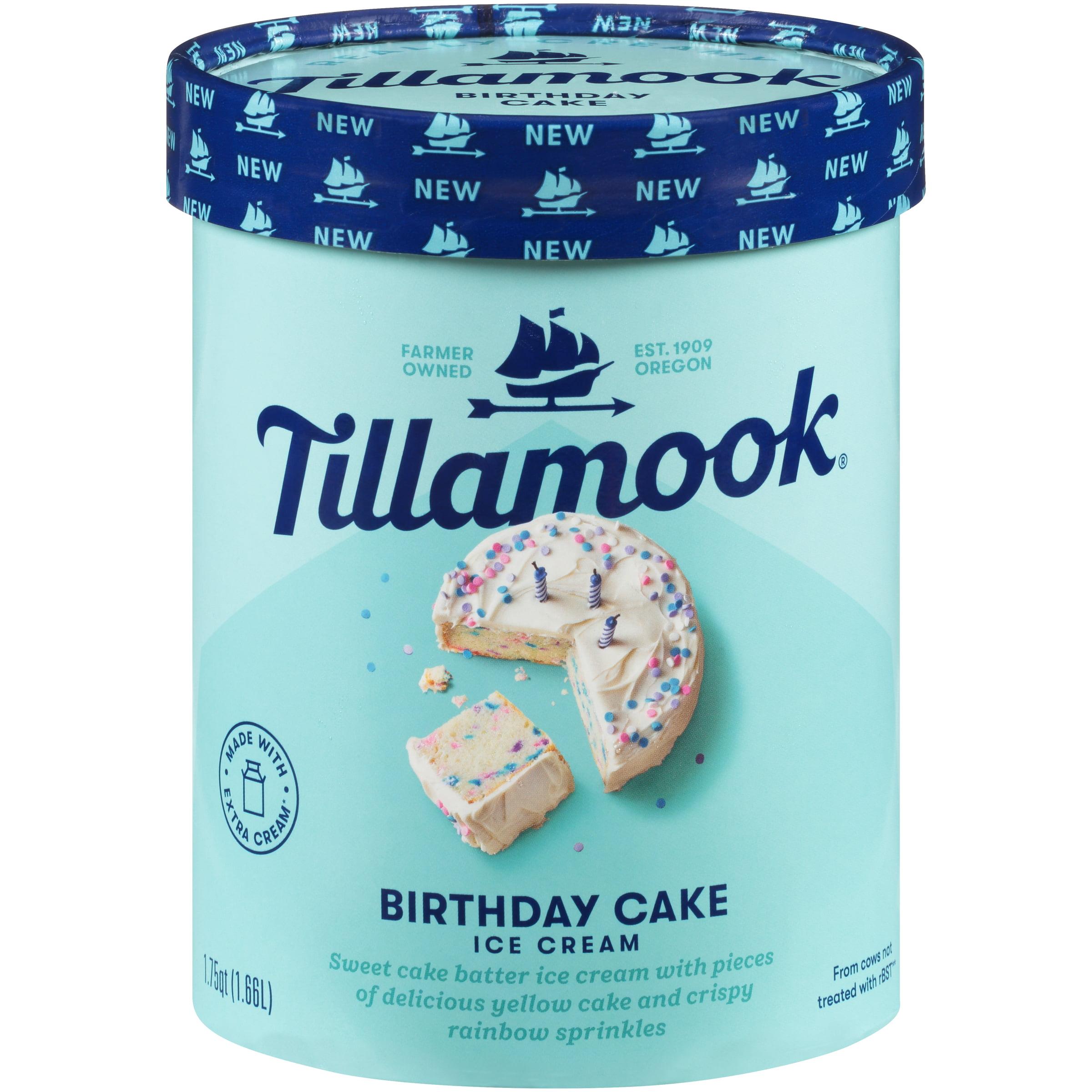 Tillamook Birthday Cake Ice Cream 56oz