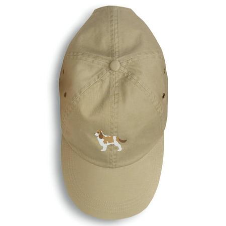 - Cavalier King Charles Spaniel Embroidered Baseball Cap BB3449BU-156