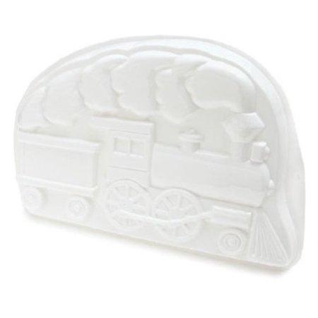 CK Products Train Pantastic Plastic Cake Pan - Train Cake Pan
