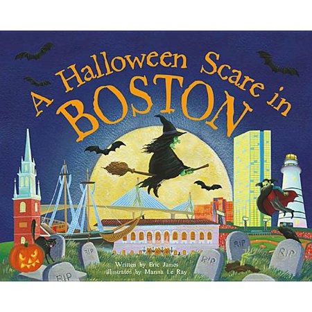 Halloween Scare in Boston, A - Halloween Events In Boston