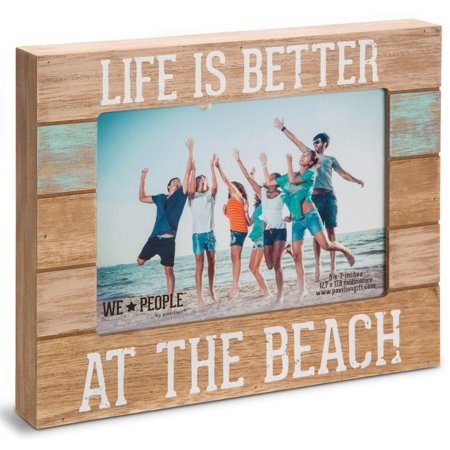 Pavilion Gift Company 67242 Beach People (Oliver Peoples Frame)