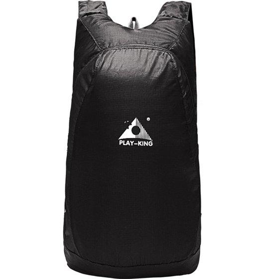 63d9ba91592b Foldable Packable Waterproof Lightweight Travel Backpack Outdoor Sport Hiking  Daypack Shoulder Bag (Black) - Walmart.com