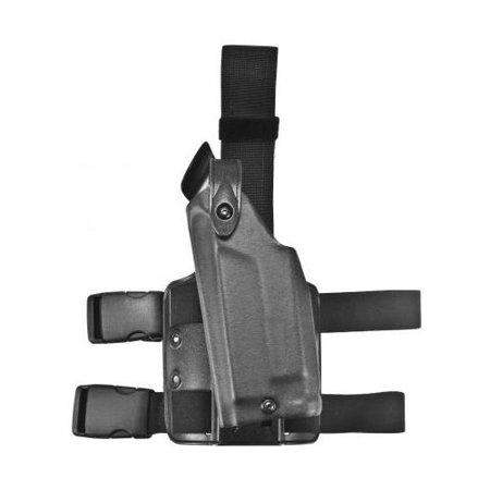 Safariland 6004 SLS Tactical Holster, Tactical Black, Left Hand, For Glock  20