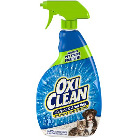 OxiClean Carpet & Area Rug Pet Stain & Odor Remover,