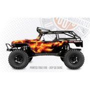 FreqEsKinz Painted True Fire Wrap Axial G6 Jeep FRQ15018