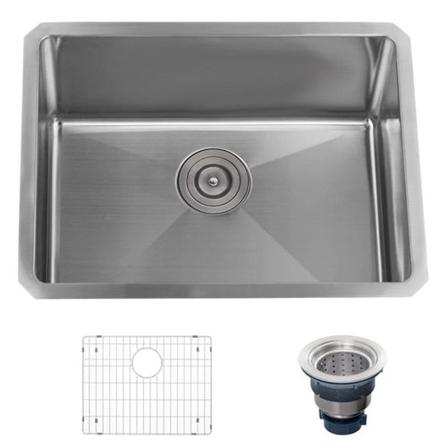 Miseno Stainless Steel 23'' L x 18'' W Undermount Kitchen Sink