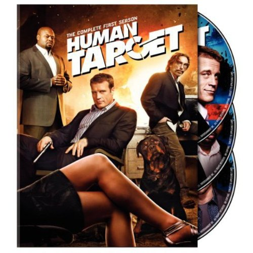 Human Target: The Complete First Season (Widescreen)