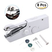 Best Hand Sewing Machines - Handheld Portable Stitch Sew Cordless Handy Sewing Machine Review