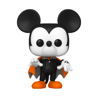 Funko POP! Disney: Halloween - Spooky Mickey