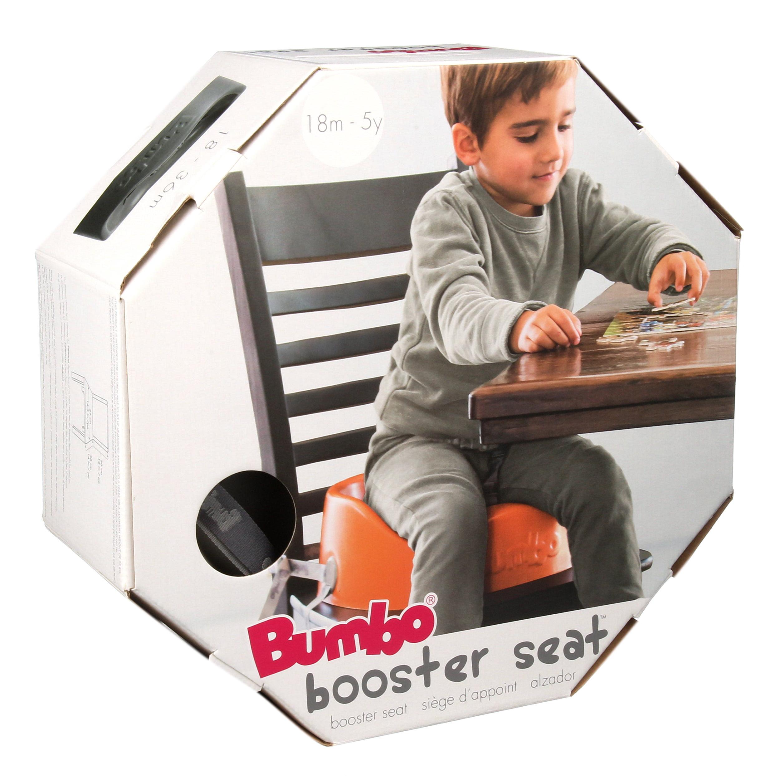 Bumbo Booster Seat, Cool Grey - Walmart.com - Walmart.com