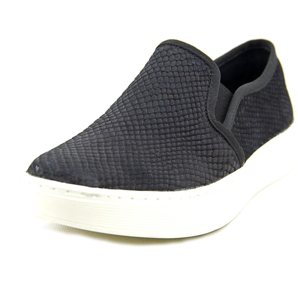 Sofft Somers II Women Leather Black Fashion Sneakers by Sofft