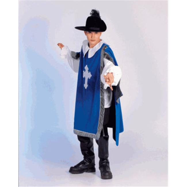 Secrets a Division of J Nunley SAM-11M Musketeer-M Tunic  Shirt  Cape