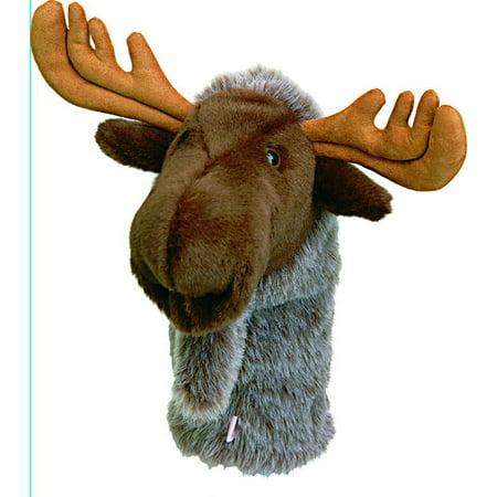Moose Golf Headcover - New Daphne