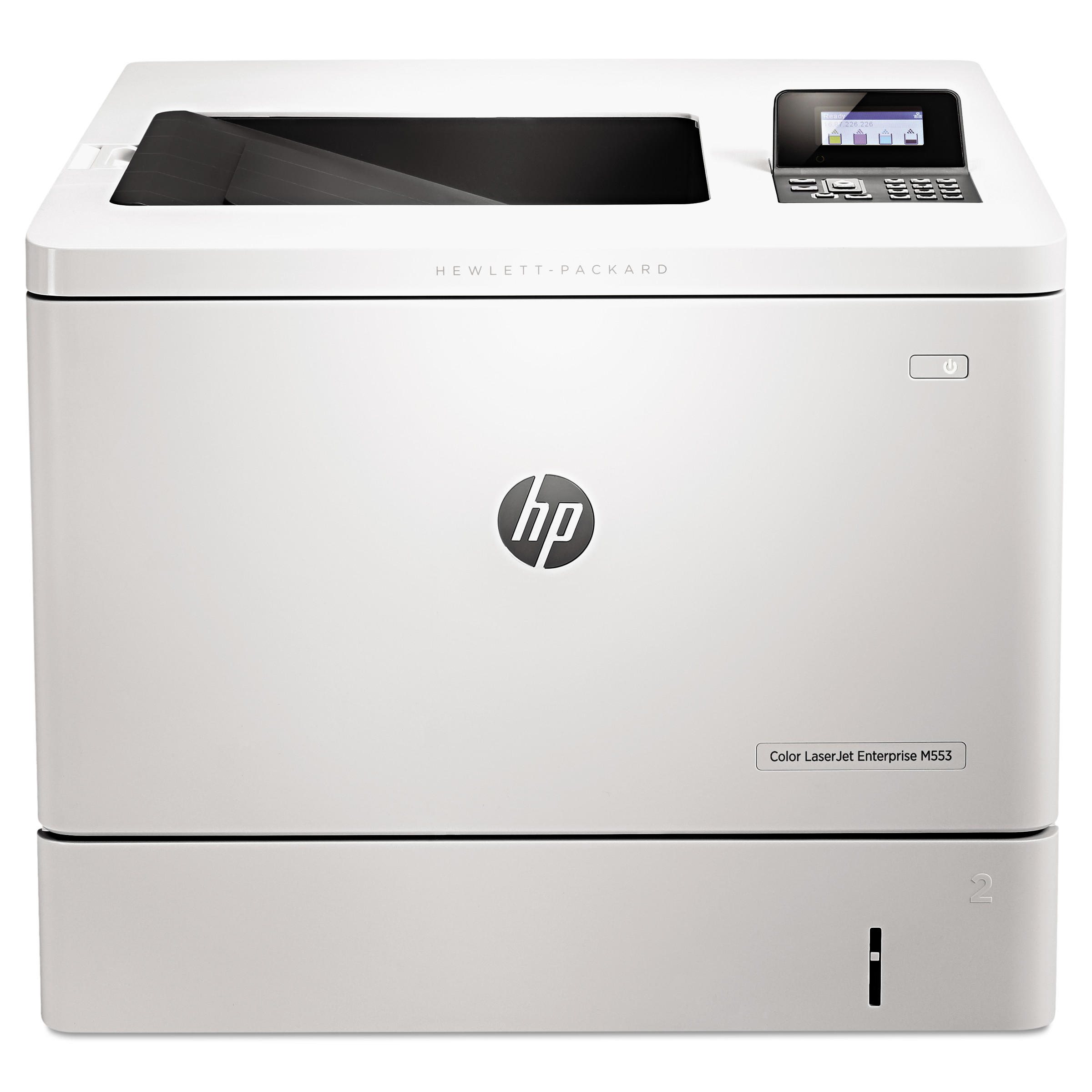 HP Color LaserJet Enterprise M553DN Laser Printer by HP