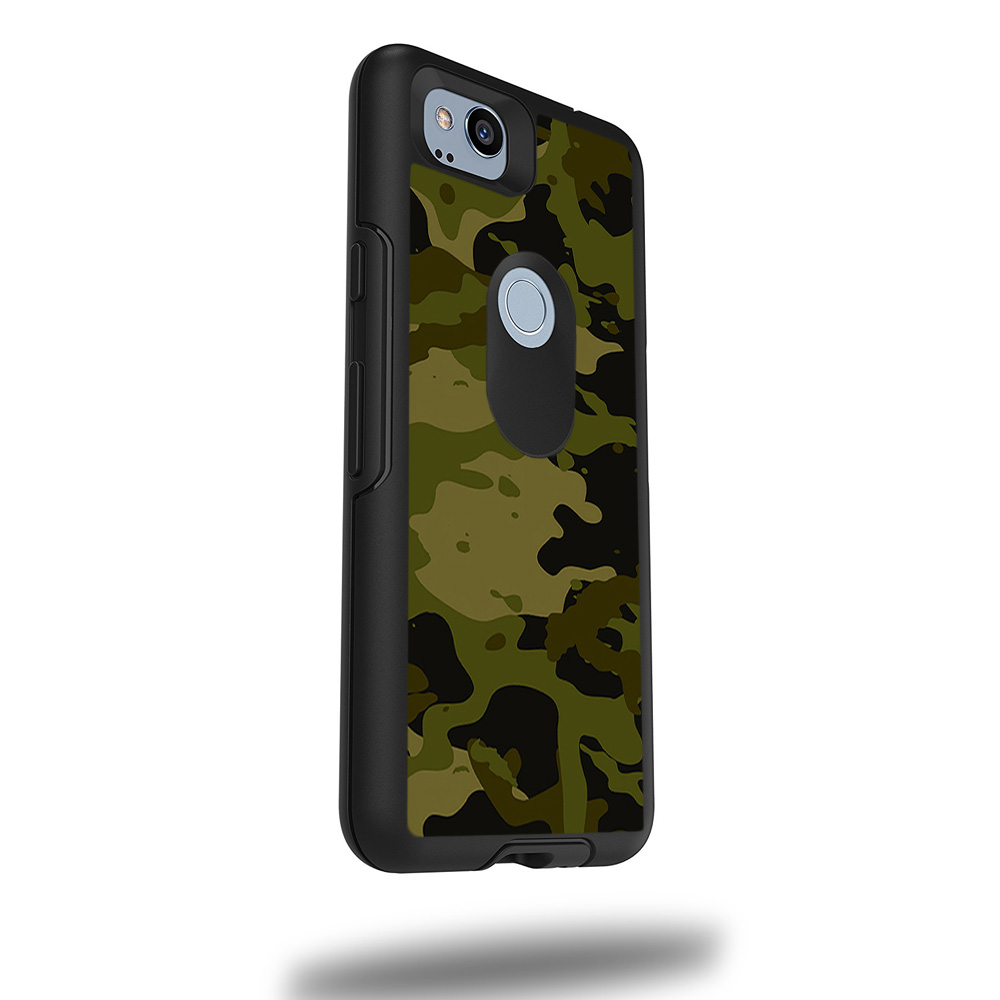 """MightySkins Skin For OtterBox Symmetry Google Pixel 2 5"""" Case - Artic Camo 