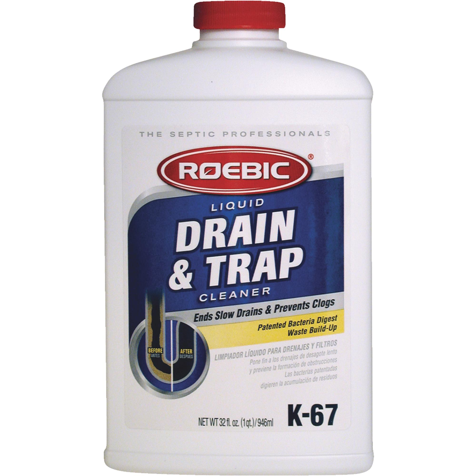 Roebic Drain & Trap Cleaner