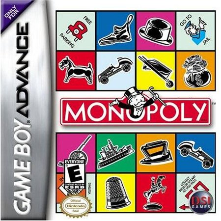 Image of Monopoly GBA